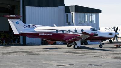 A picture of CGIOX - Pilatus PC12/47E - [1237] - © MMD Spotter
