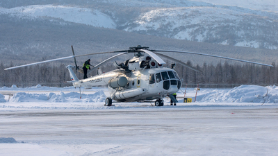 RA-22823 - Mil Mi-8AMT Hip - Russian Helicopter Systems - RVS