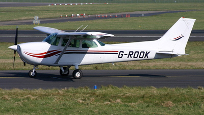 G-ROOK - Reims-Cessna F172P Skyhawk II - Private