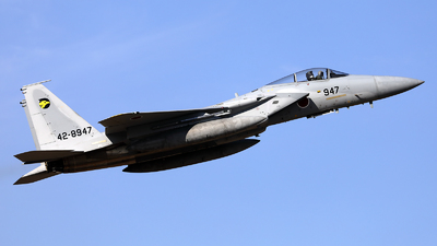 42-8947 - McDonnell Douglas F-15J Eagle - Japan - Air Self Defence Force (JASDF)
