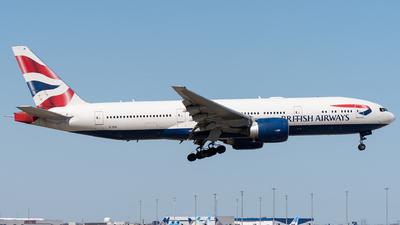 G-VIIA - Boeing 777-236(ER) - British Airways
