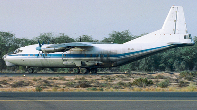 3C-AAL - Antonov An-12BK - KNG Transavia Cargo