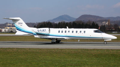 G-XJET - Bombardier Learjet 45 - CEGA Air Ambulance