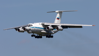 RF-76650 - Ilyushin IL-76MD - Russia - Air Force