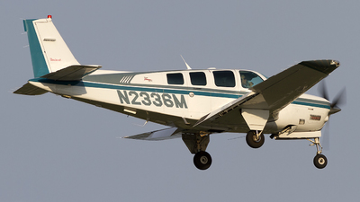 N2336M - Beechcraft A36 Bonanza - Private