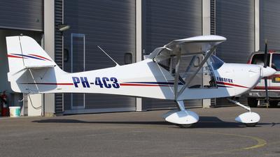 A picture of PH4C3 - Aeropro Eurofox - [23007] - © BaszB