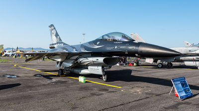 FA-101 - General Dynamics F-16AM Fighting Falcon - Belgium - Air Force