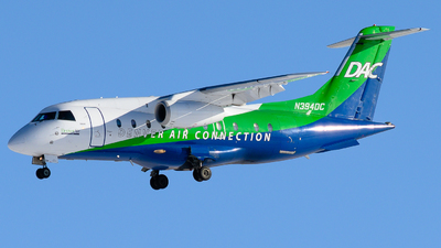 N394DC - Dornier Do-328-300 Jet - Key Lime Air