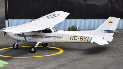 HC-BYI - Cessna 172F Skyhawk - Private