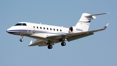 N280GU - Gulfstream G280 - Gulfstream Aerospace