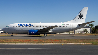 A picture of PRSDO - Boeing 7373B3(QC) - Sideral Linhas Aereas - © Delta Fox