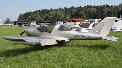 OK-EUU30 - TL Ultralight TL-96 Star - Private