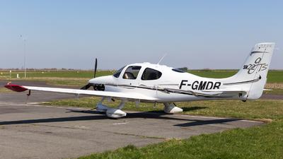 F-GMDR - Cirrus SR22 - Private