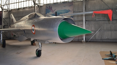 C771 - Mikoyan-Gurevich MiG-21 Fishbed - India - Air Force