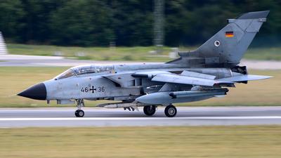 46-36 - Panavia Tornado ECR - Germany - Air Force