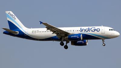 A picture of VTIEG - Airbus A320232 - IndiGo - © Aneesh Bapaye
