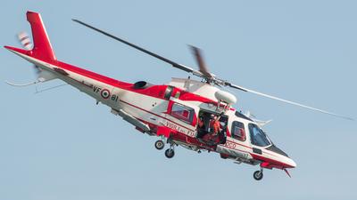 I-DVFB - Agusta A109E Power - Italy - Vigili del Fuoco