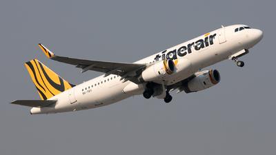 9V-TRX - Airbus A320-232 - Tigerair