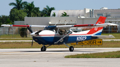 N351CP - Cessna 182T Skylane - United States - US Air Force Civil Air Patrol