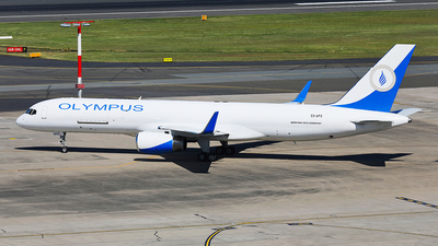 SX-APX - Boeing 757-222(PCF) - Olympus Airways