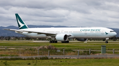 A picture of BKPR - Boeing 777367(ER) - Cathay Pacific - © TommyNG