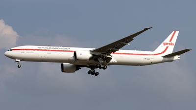 A picture of PKGIG - Boeing 7773U3(ER) - Garuda Indonesia - © Hafit Irawan