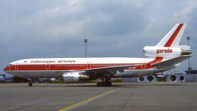 PK-GIF - McDonnell Douglas DC-10-30 - Garuda Indonesia