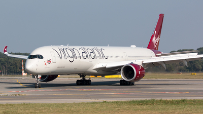 G-VJAM - Airbus A350-1041 - Virgin Atlantic Airways