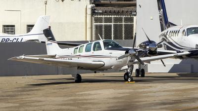PT-LPR - Beechcraft A36 Bonanza - Private