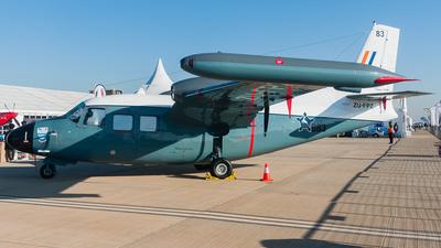 ZU-FPZ - Piaggio P.166S Albatross - Private