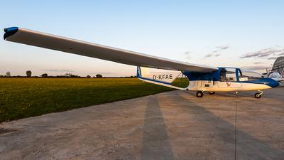 D-KFAE - HB Flugzeugwerke HB-23/2400 Scanliner - Private
