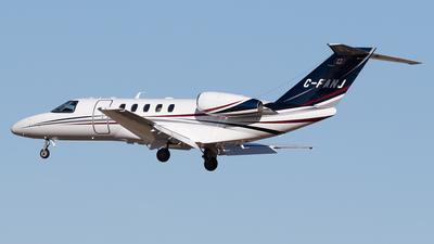 C-FANJ - Cessna 525B CitationJet 3 - Skyservice Business Aviation