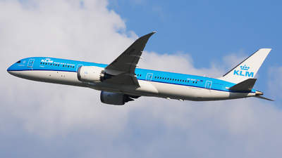 A picture of PHBHM - Boeing 7879 Dreamliner - KLM - © Woody Wuthiwong