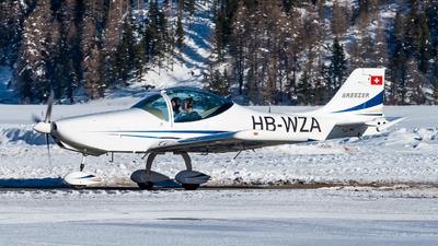 HB-WZA - Breezer B600 - Private
