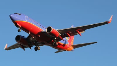 N253WN - Boeing 737-7H4 - Southwest Airlines
