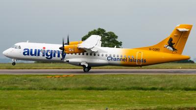G-COBO - ATR 72-212A(500) - Aurigny Air Services