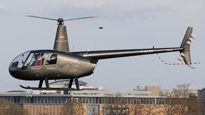 F-HCAH - Robinson R44 Raven - Private