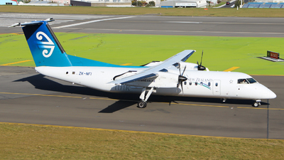 ZK-NFI - Bombardier Dash 8-Q311 - Air New Zealand Link (Air Nelson)