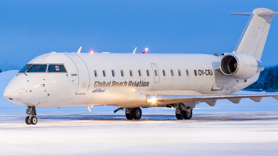 OY-CRJ - Bombardier CRJ-200LR - Copenhagen Air Taxi (CAT) (Global Reach Aviation)