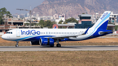 A picture of VTIVL - Airbus A320271N - IndiGo - © Rohan Paliwal