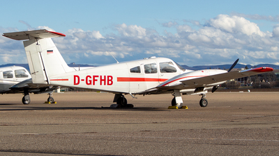 D-GFHB - Piper PA-44-180 Seminole - Aero-Beta Flight Training