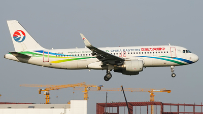 A picture of B9942 - Airbus A320214 - China Eastern Airlines - © Simon330lover
