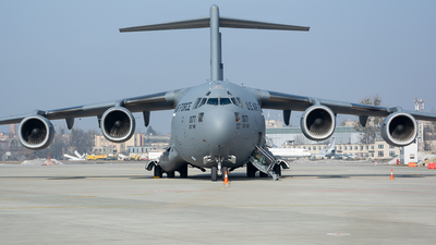 00177 - Boeing C-17A Globemaster III - United States - US Air Force (USAF)