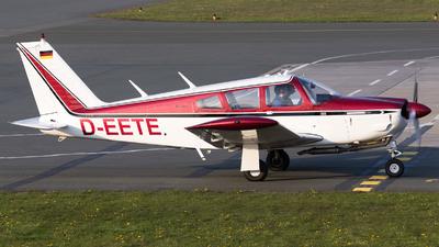 A picture of DEETE - Piper PA28R200 Cherokee Arrow II - [28R35179] - © Moritz Klöckner
