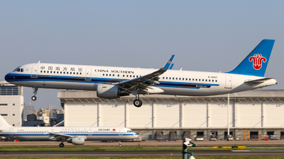 B-8997 - Airbus A321-211 - China Southern Airlines