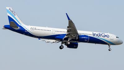 A picture of VTIUI - Airbus A321271NX - IndiGo - © Sandeep Pilania