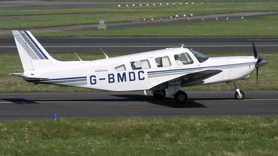 G-BMDC - Piper PA-32-301 Saratoga - Private