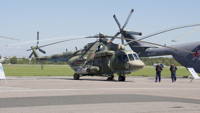 RF-92062 - Mil Mi-8MTV Hip - Russia - Air Force