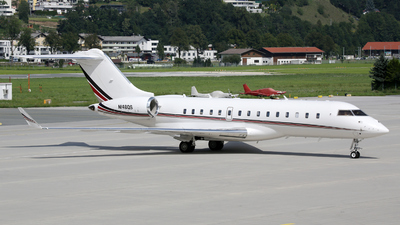 N148QS - Bombardier BD-700-1A10 Global 6000 - NetJets Aviation