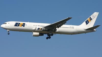 PR-BRW - Boeing 767-33A(ER) - BRA Transportes Aéreos